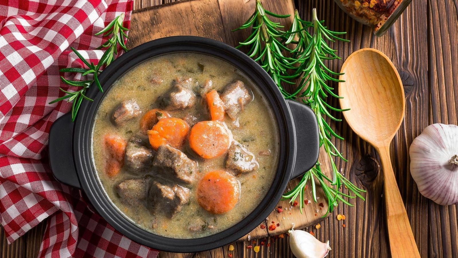 Contra l'onada  de fred, aliments que escalfen