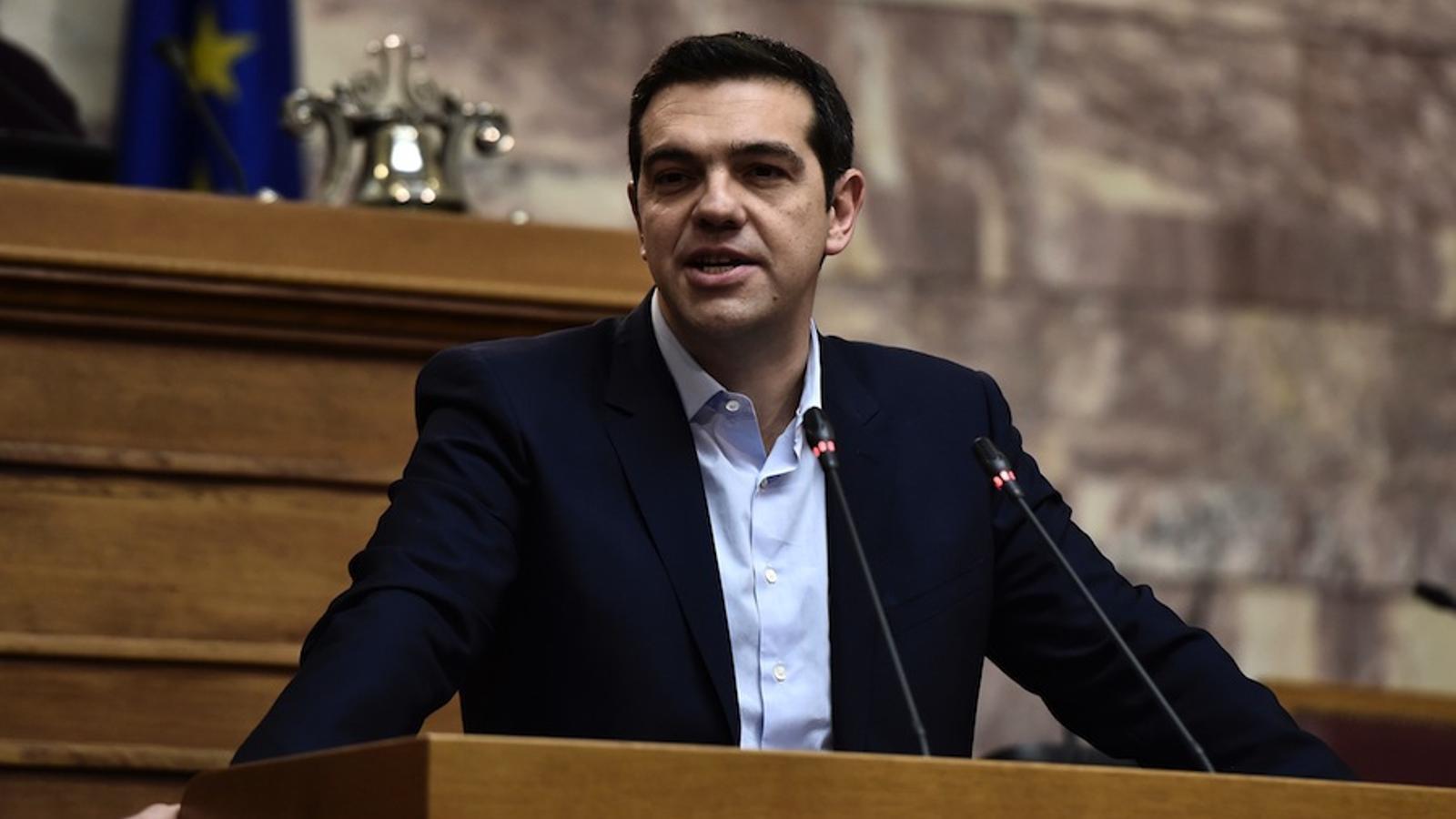 El nom de Macedònia trenca la coalició de govern a Grècia