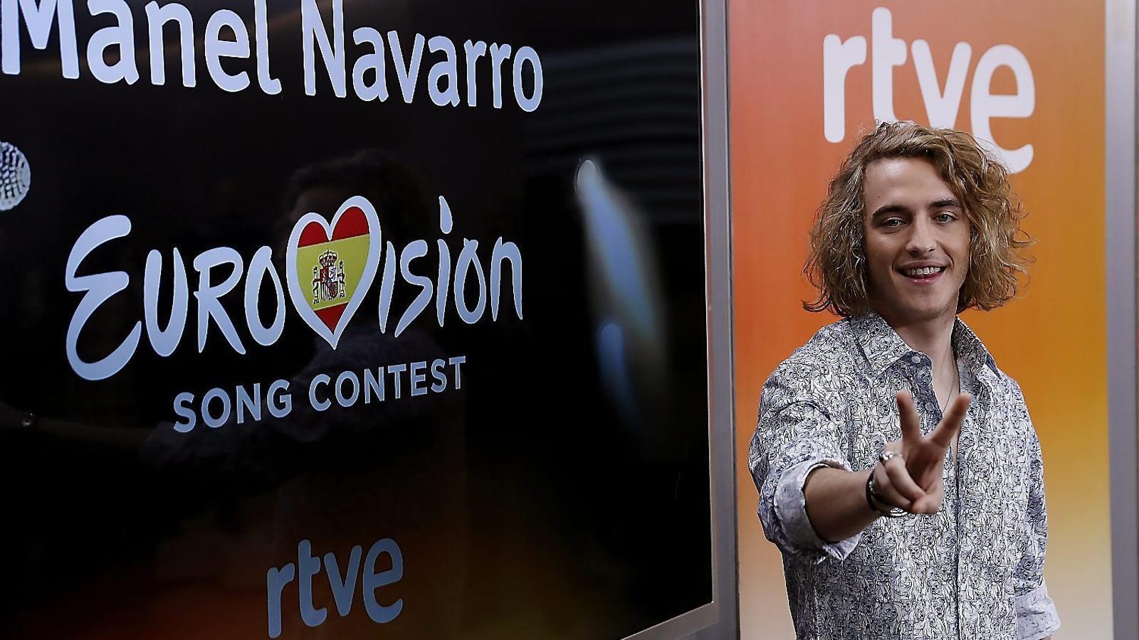 El representant a Eurovisió es disculpa per la botifarra