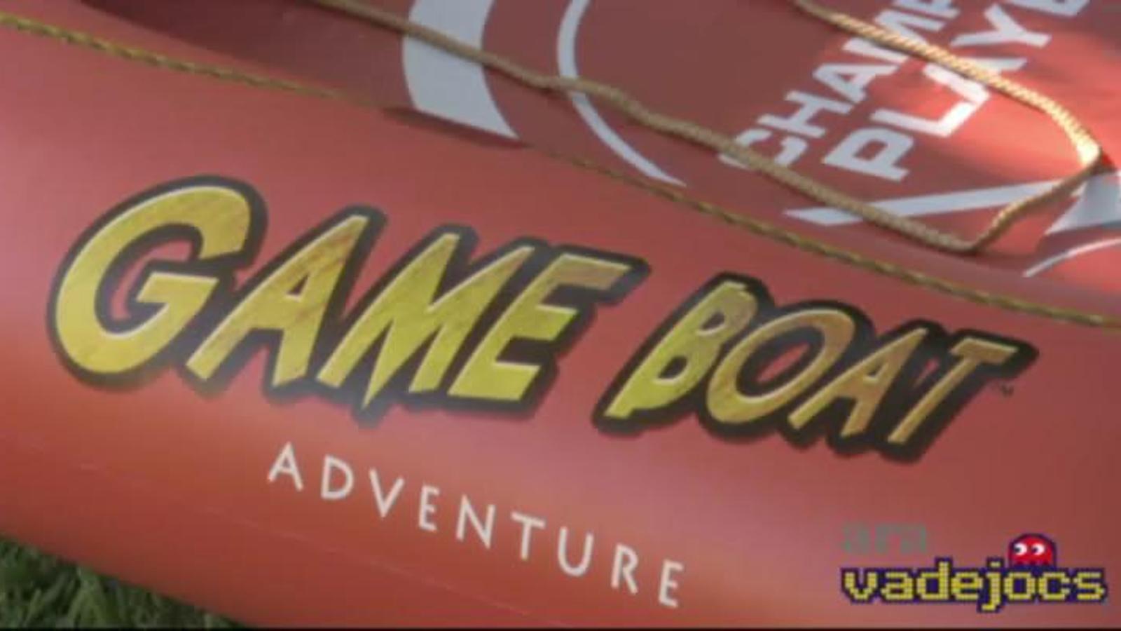 Unboxing de la Game Boat per a Xbox 360 Kinect.