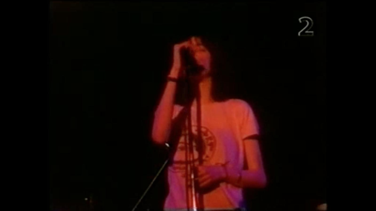 Patti Smith: Free Money