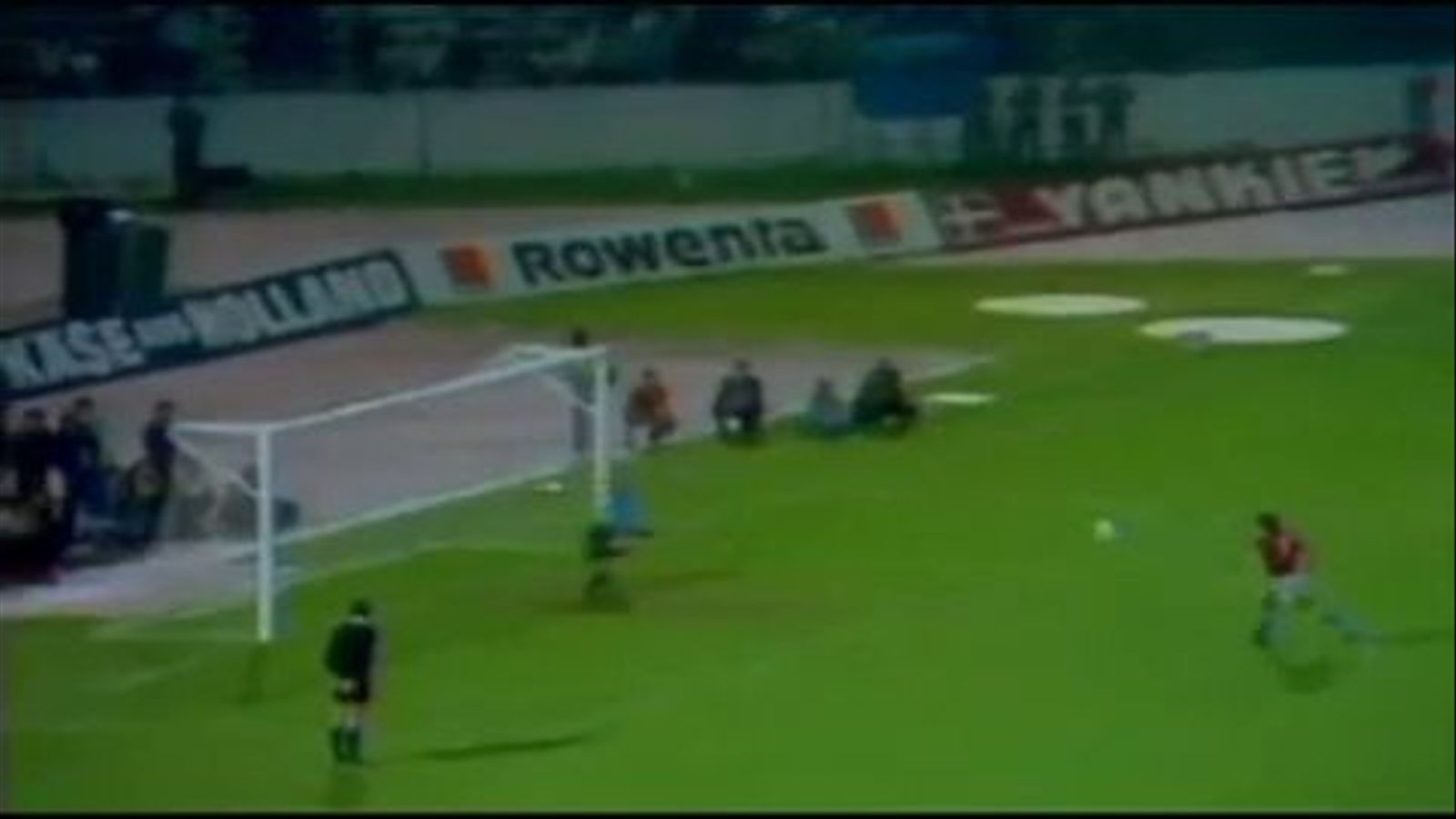 El penal de Panenka de la final de l'Eurocopa del 1976