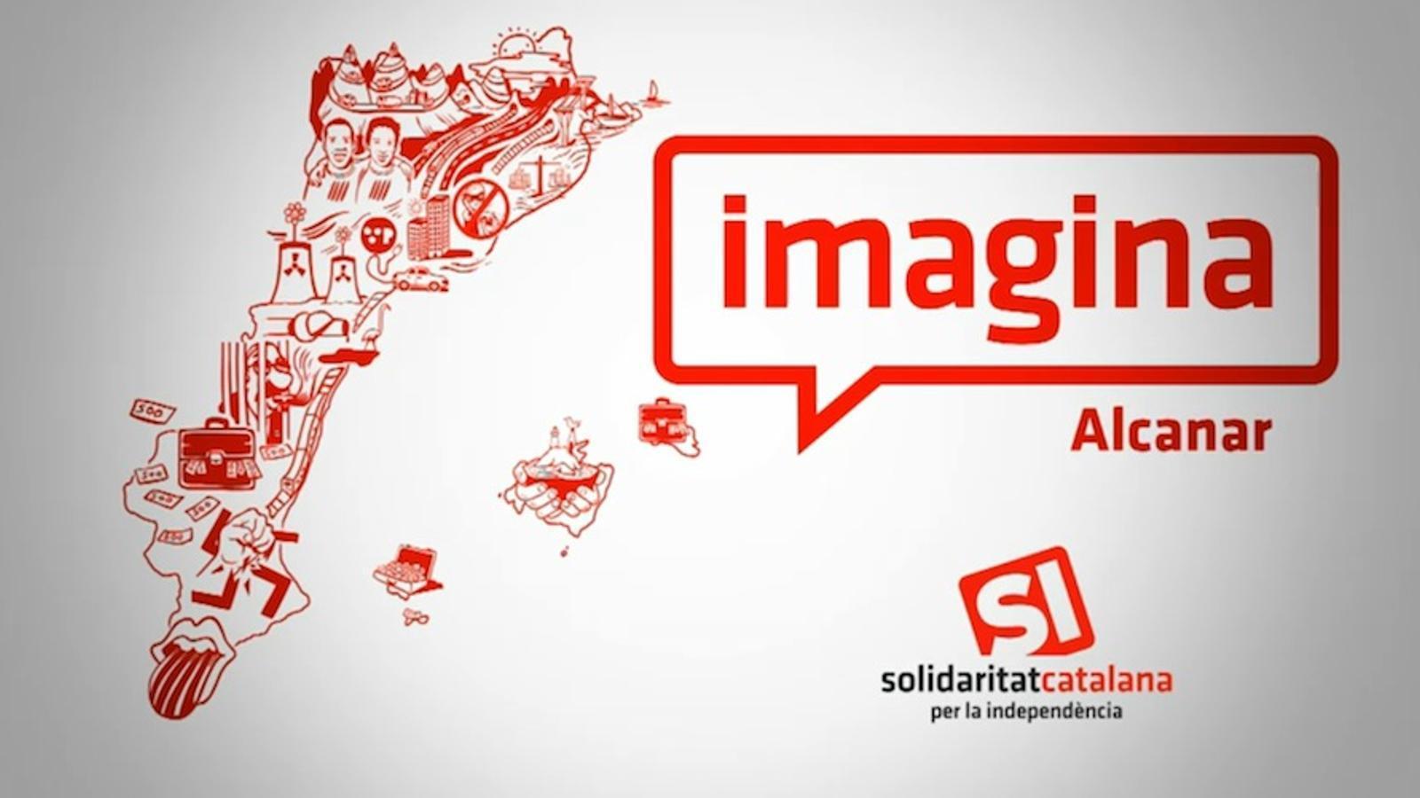 'Imagina el teu municipi', vídeo electoral de Solidaritat Catalana