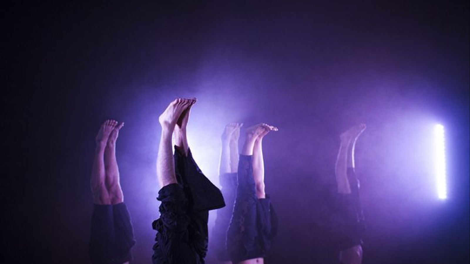 L'espectacle 'Korps', de Miquel Barcelona, es veurà al Cruïlla XXS