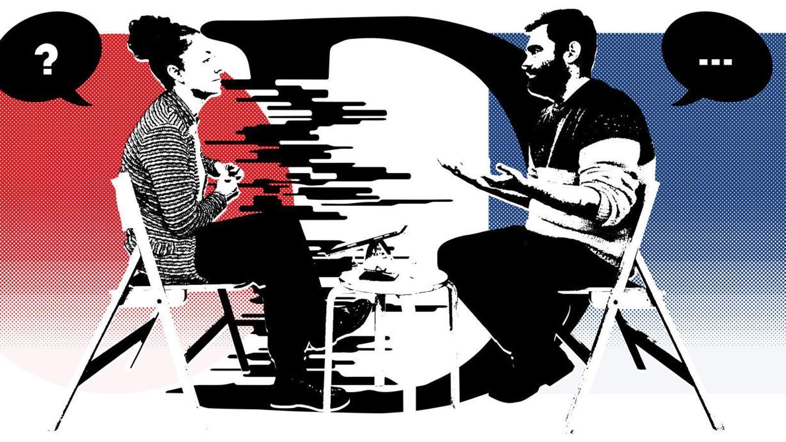 """Pau Castanyer: """"La cultura hauria de ser l'ànima de la denúncia social"""""""