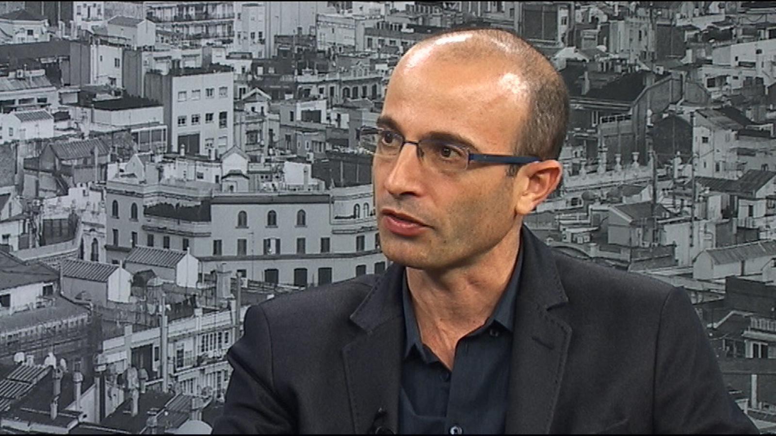 """Yuval Noah Harari: """"Si el sistema polític no entén la ciència ni la tecnologia, perdrà la seva rellevància"""""""