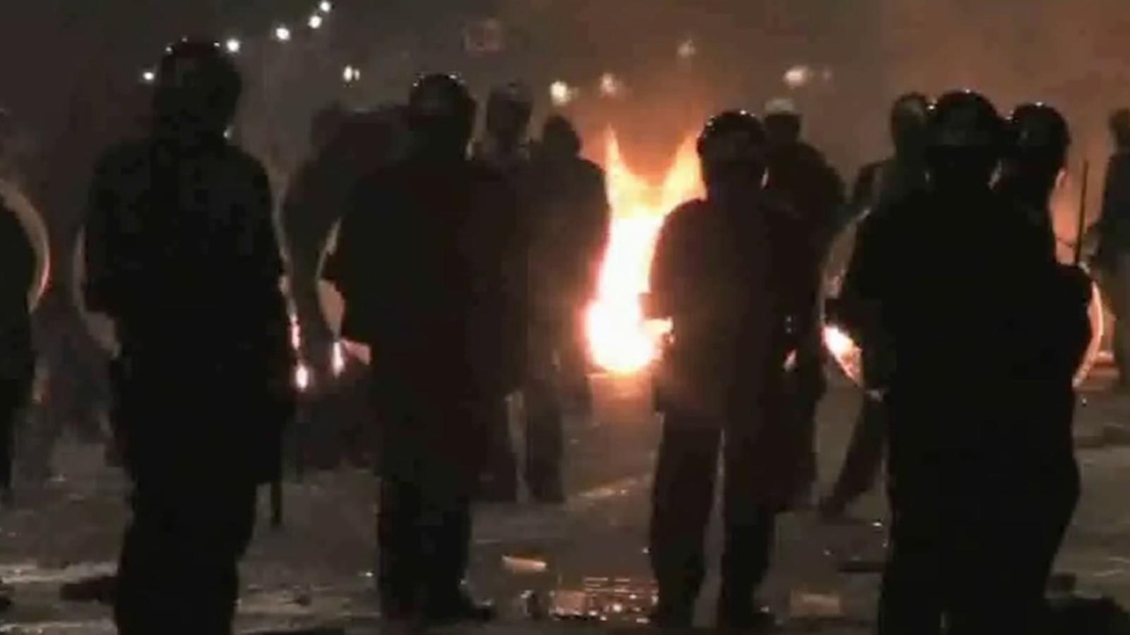 Disturbis a Tottenham, al nord de Londres, per la mort d'un noi detingut per la policia