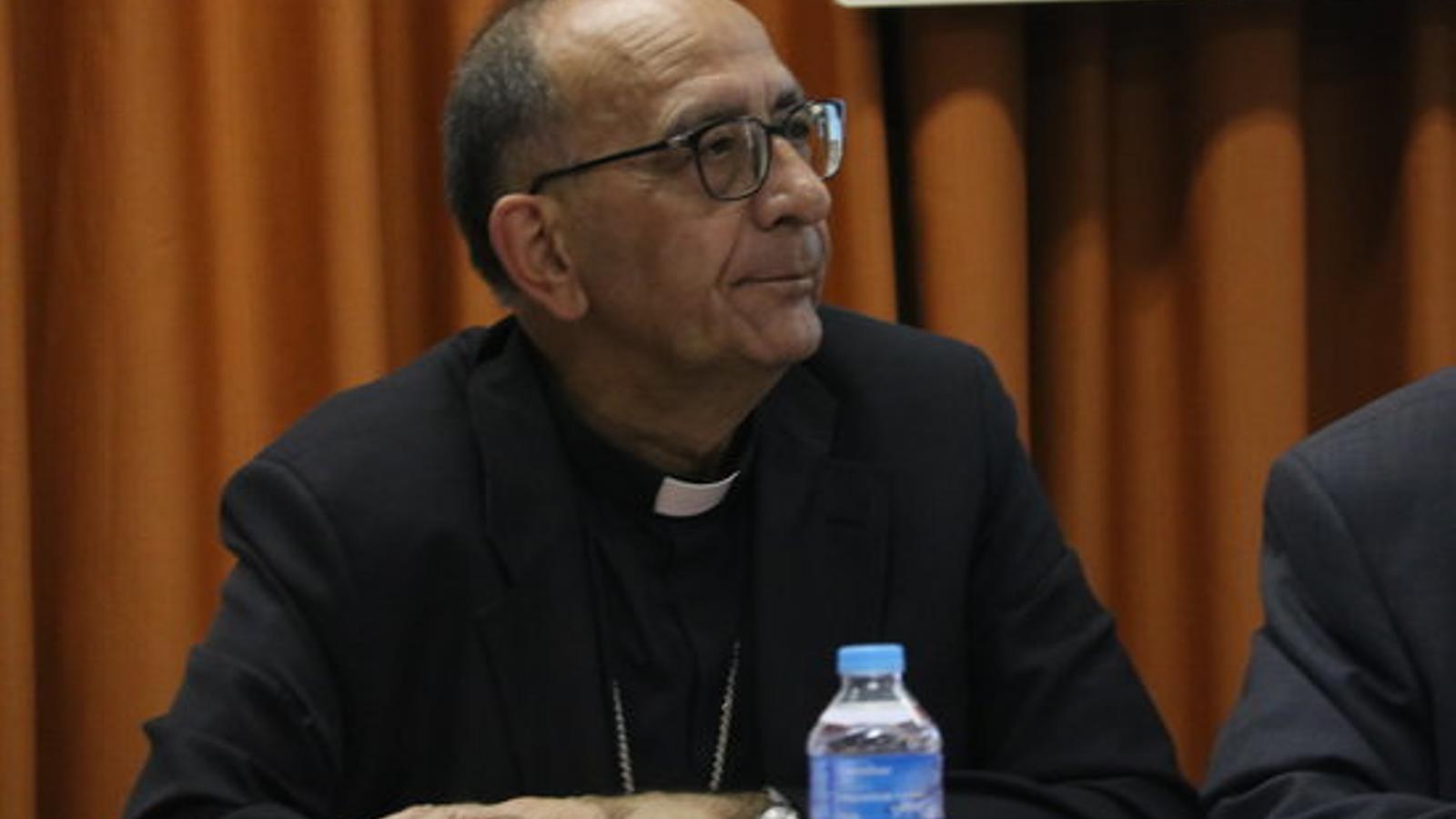 El cardenal arquebisbe de Barcelona, Joan Josep Omella, en una imatge d'arxiu