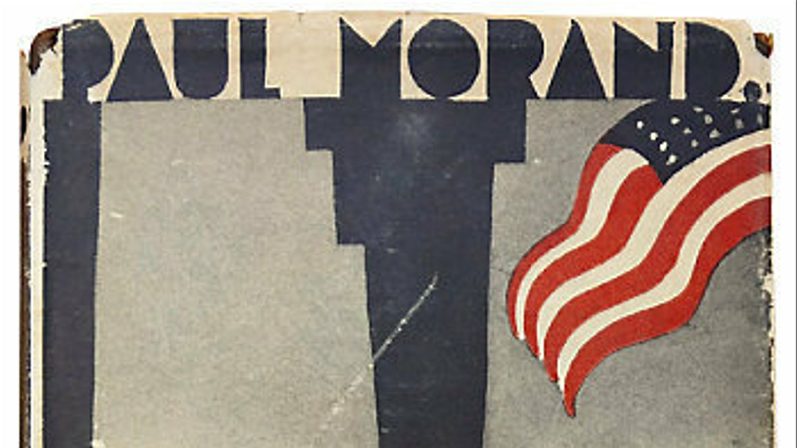 New-York-Paul Morand (1930)
