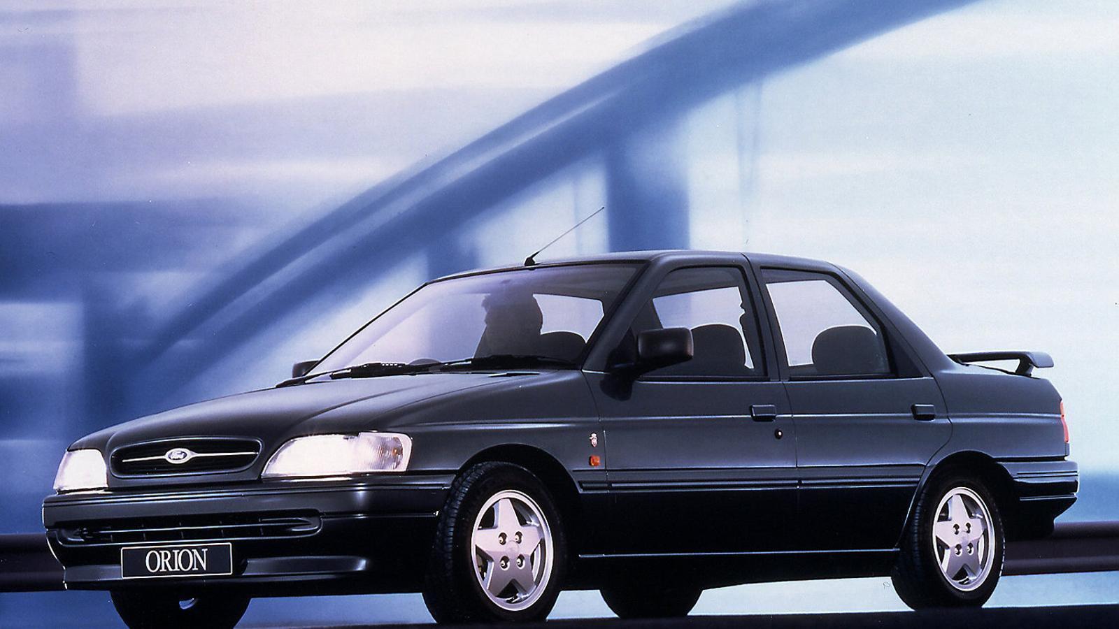 Ford Orion: a mig camí de tot i de res