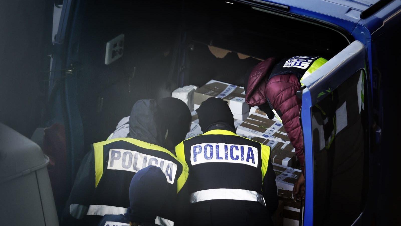 Arxiven les querelles contra els Mossos per la documentació que portaven a la incineradora