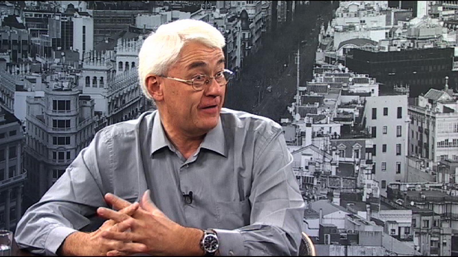 Klaus-Jürgen Nagel: La RDA volia ser una Alemanya millor, però va acabar sent una doctrina obligatòria a les escoles