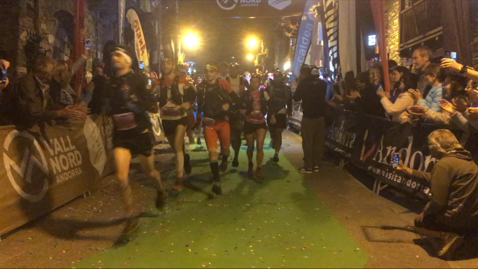 AUTV: Sortida dels 434 corredors del Celestrail