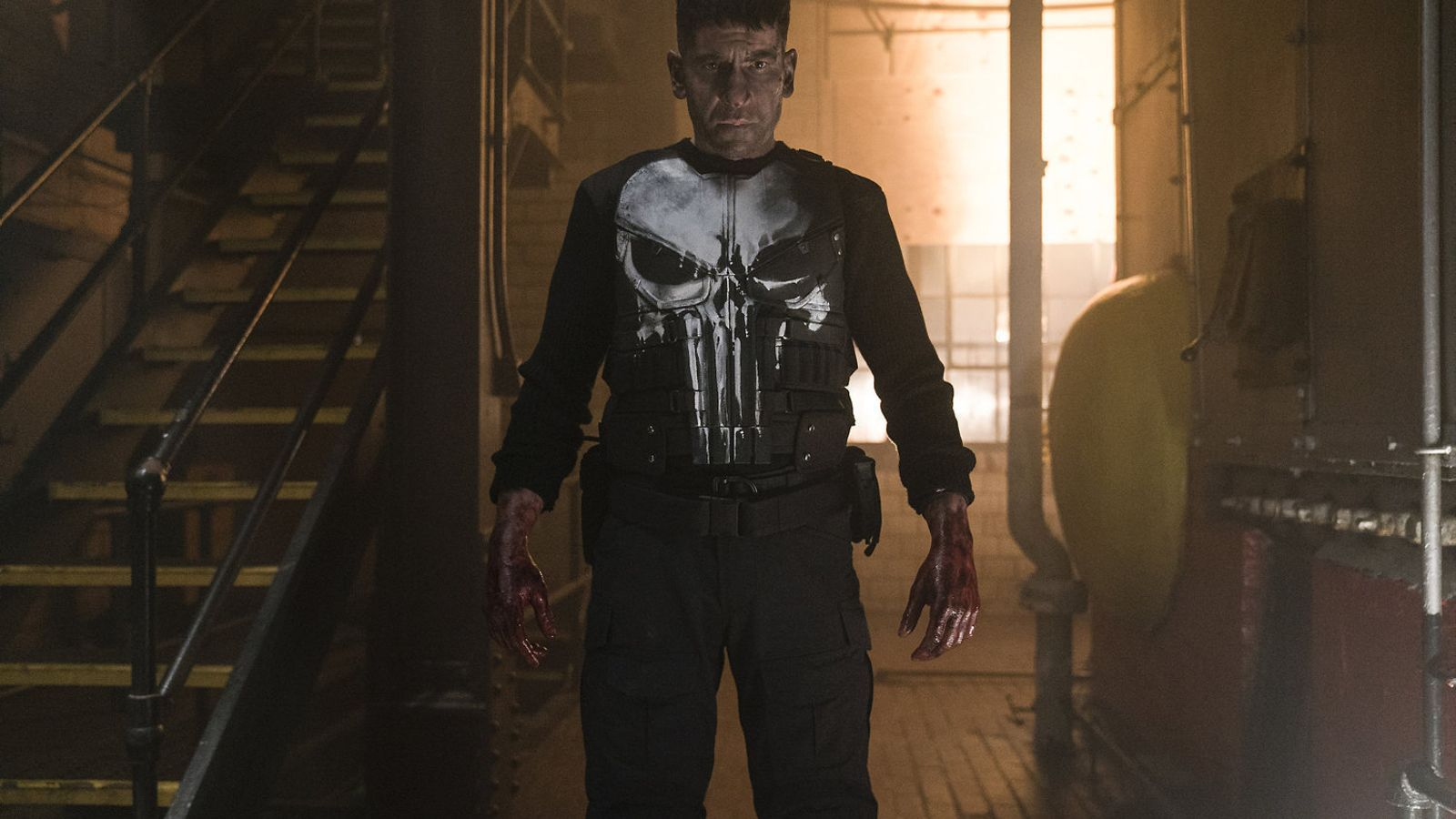 'The Punisher',  el poder de la set  de venjança