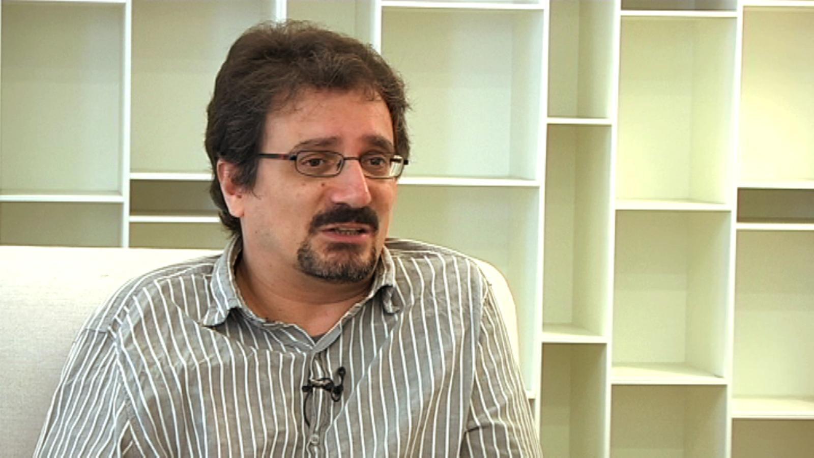 Albert Sánchez Piñol: 'Victus' és la història d'una derrota, ara podem tenir la victòria