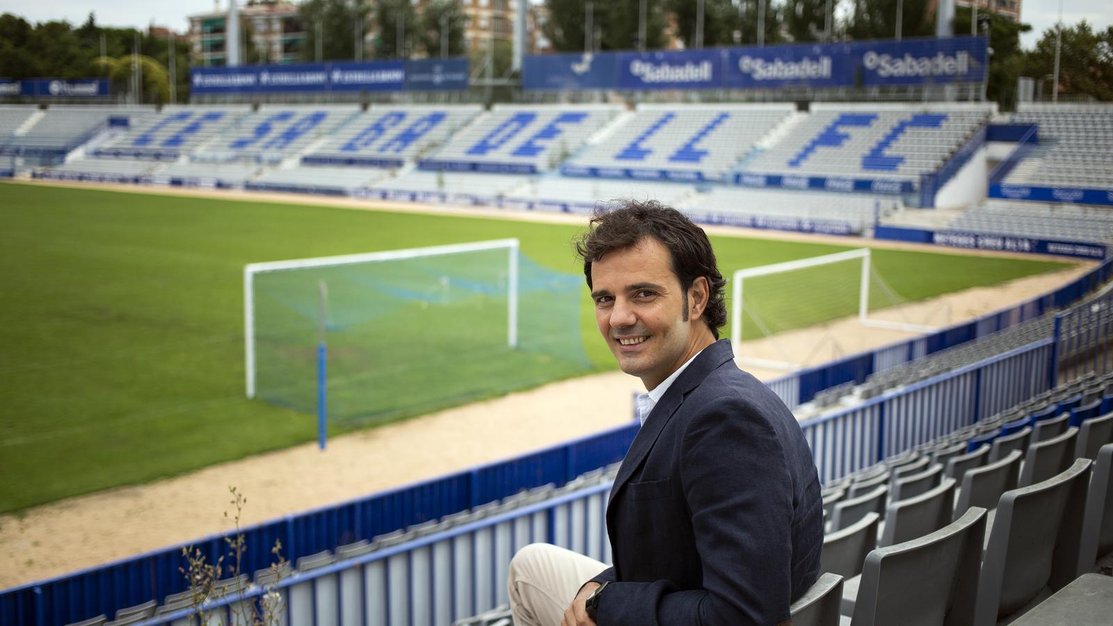 Bruno Batlle, director general del Sabadell