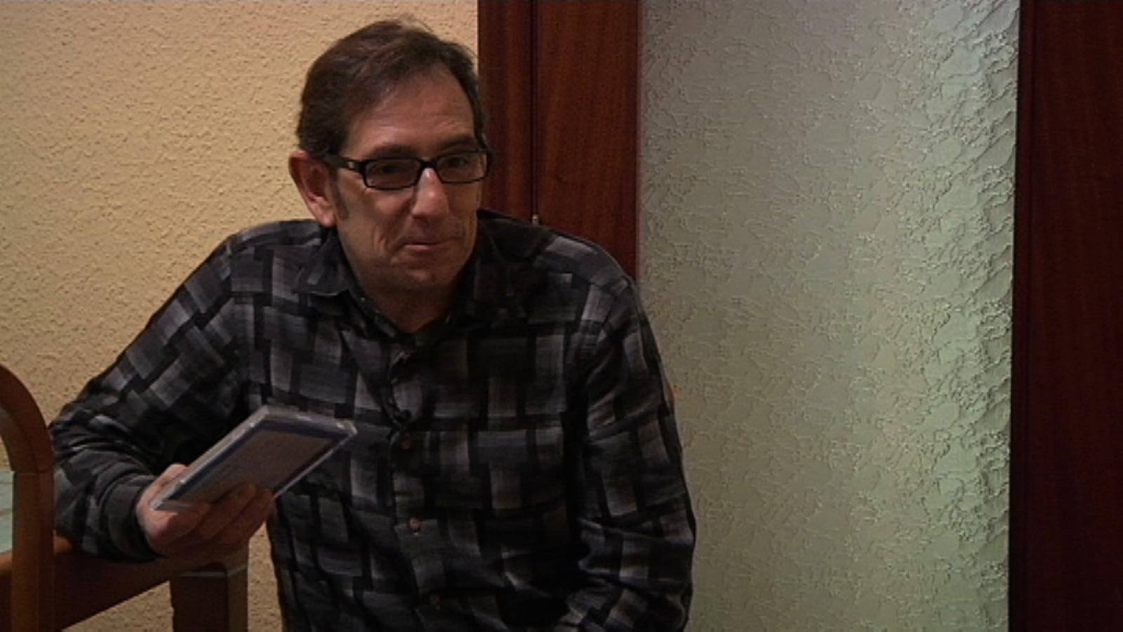 """Jordi Bou: """"Del disc de 'La Marató', trio 'Ho faig per tu'. Rebre el ronyó de la meva cosina ha estat la millor loteria"""""""