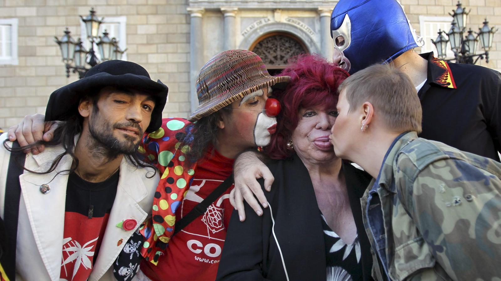 La Cori: el partit 'freak' que va sacsejar l'oasi català fa 15 anys