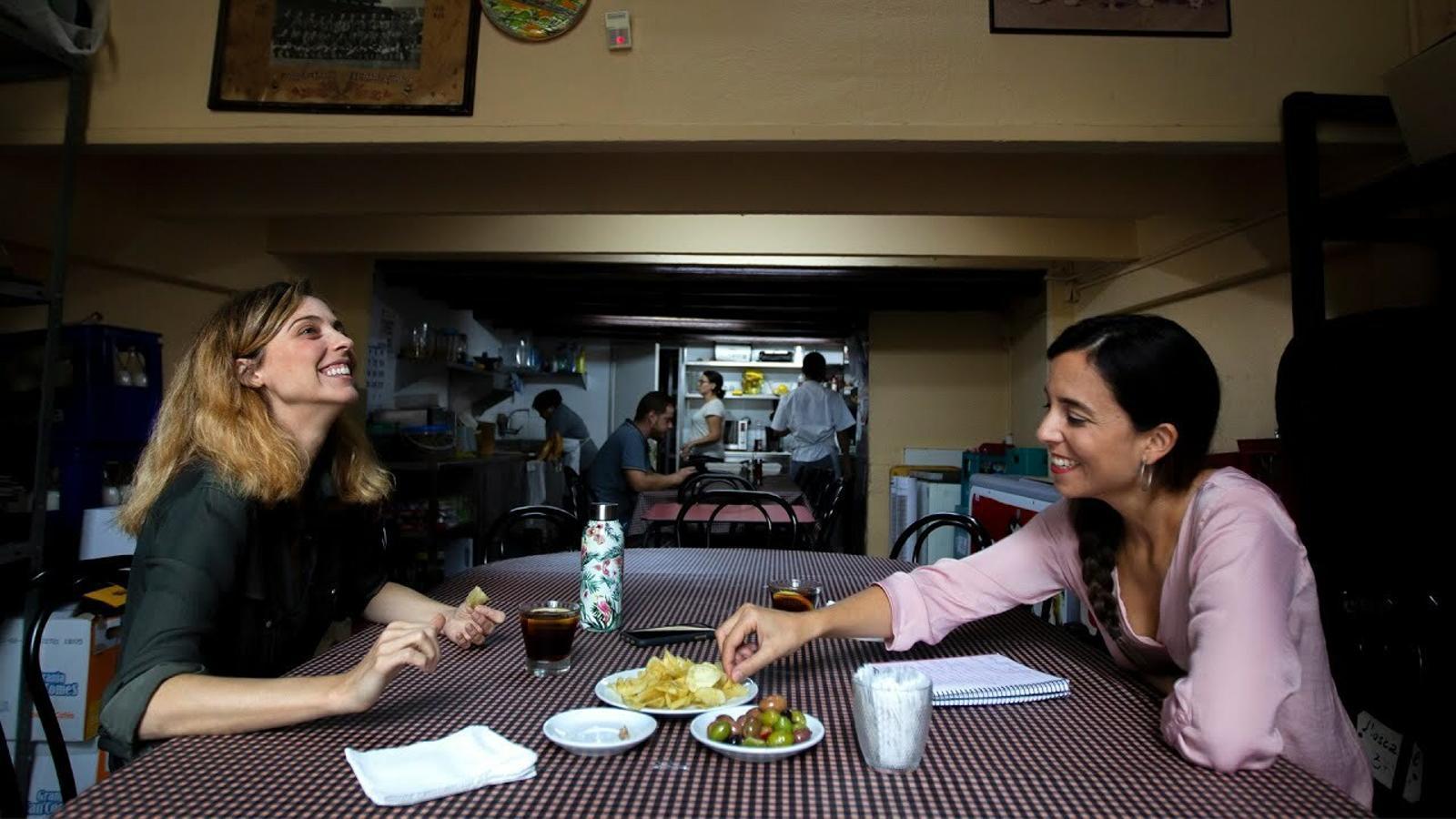 """Leticia Dolera: """"Un moment de felicitat va ser quan ens van donar el premi a millor actriu a Canes i també els espaguetis que vam menjar després a l'habitació de l'hotel"""""""