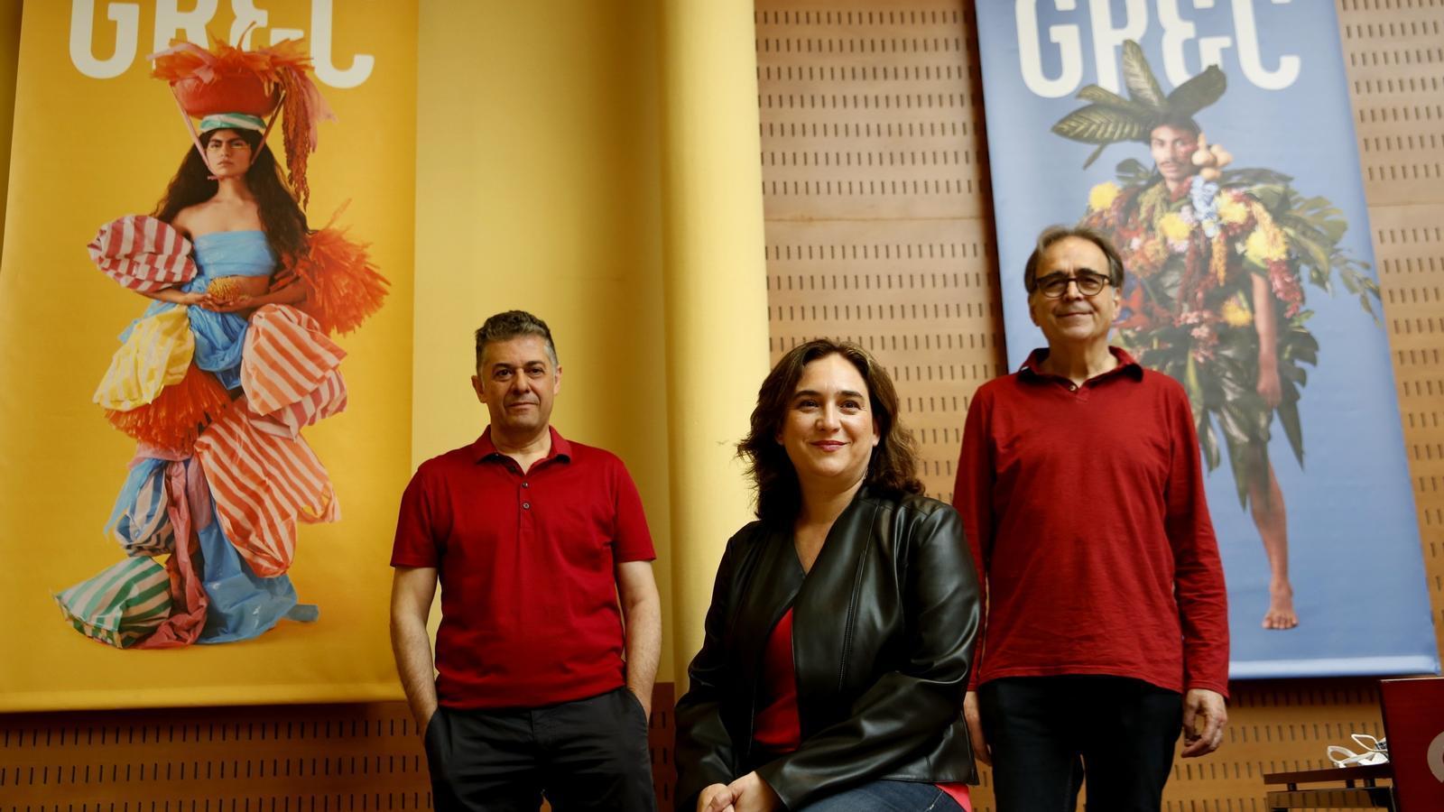 """Un Festival Grec """"rebel"""" amb Baró d'Evel, Angélica Liddell i Carme Portaceli"""
