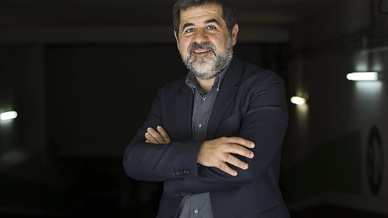 """Jordi Sànchez: """"No veig cap motiu per a unes noves eleccions. No sé què resoldrien"""""""