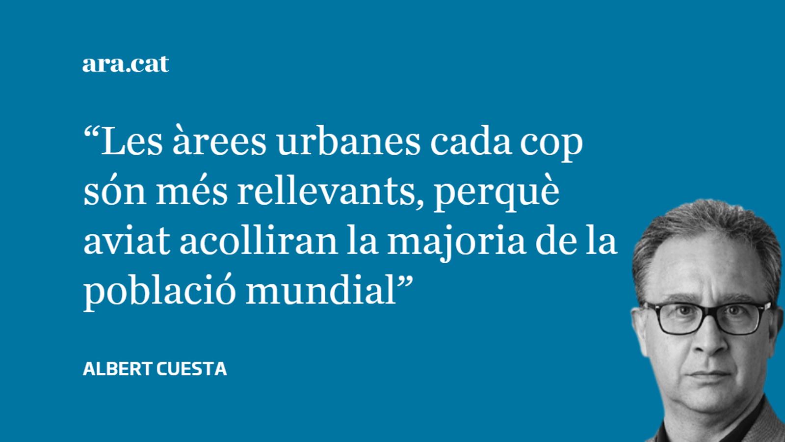 Ciutats amb intel·ligència fragmentada