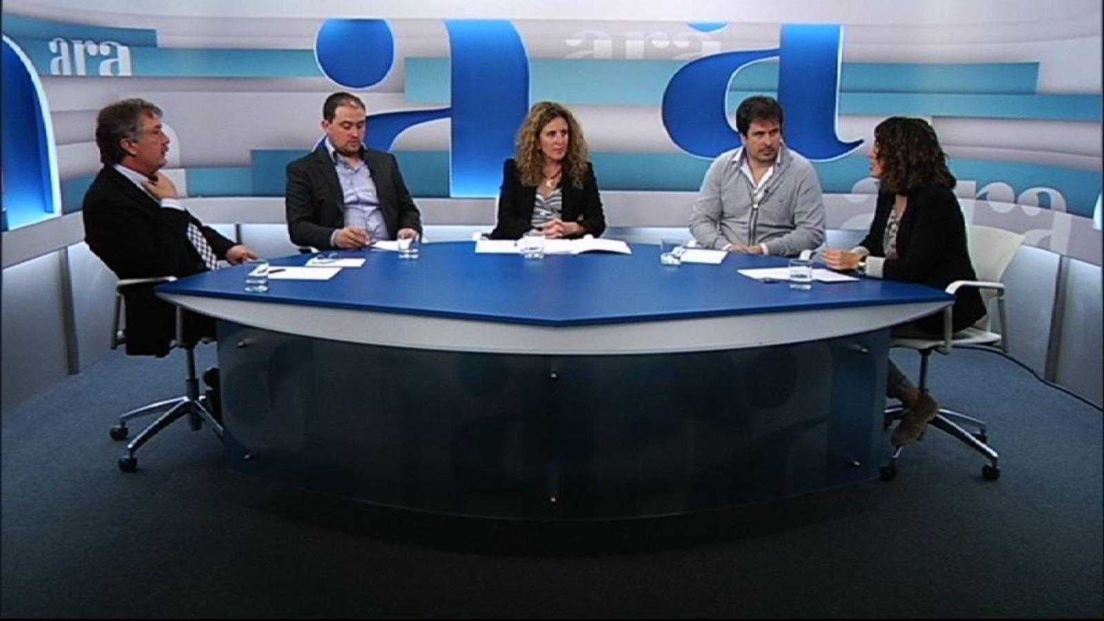 Debat del Pallars Jussà: «Som una comarca 'escudella'»