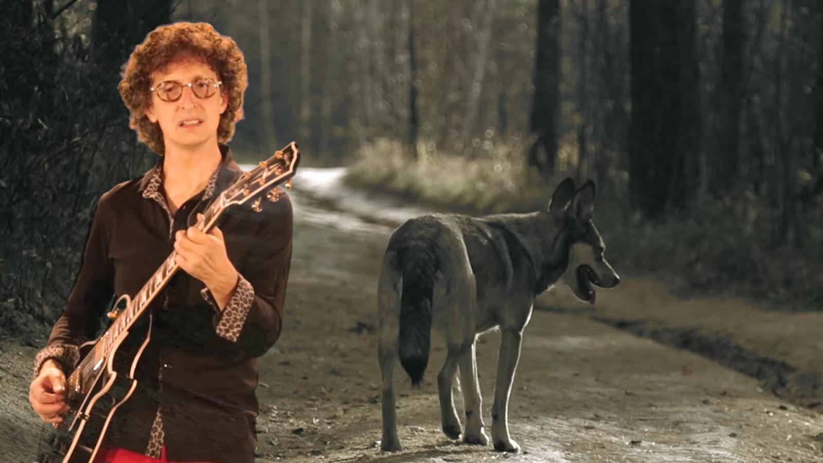 Eduard Iniesta, 'Trajecte animal', videoclip