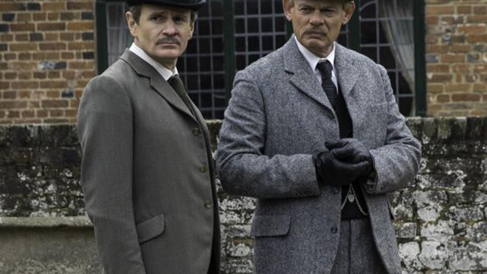 La minisèrie de Sir Arthur Conan Doyle arriba avui a Filmin