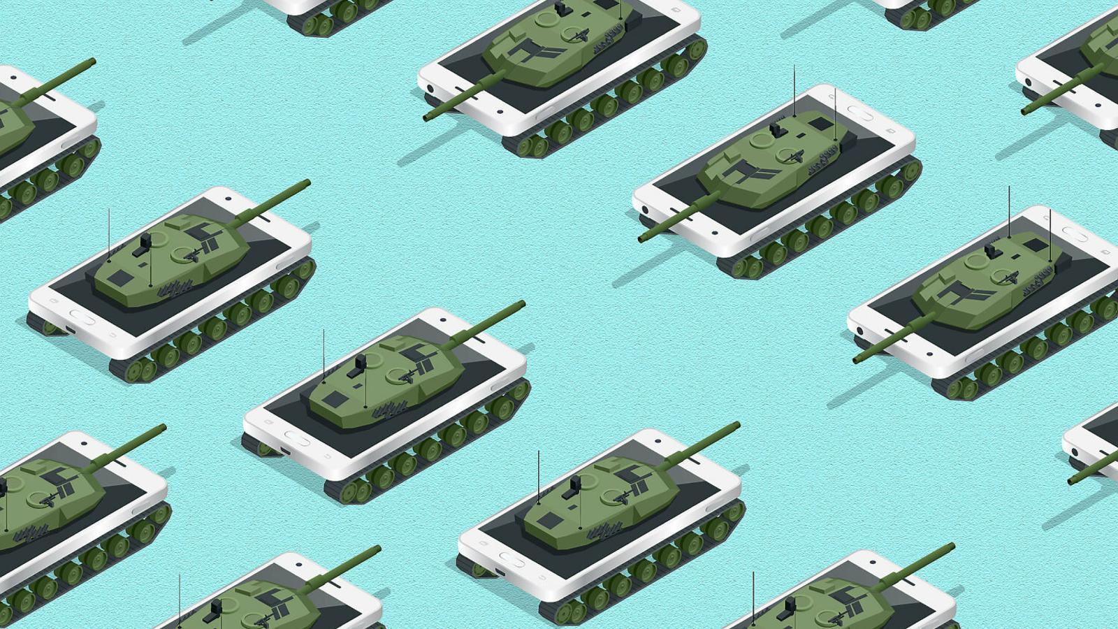 5G: la guerra freda del segle XXI es disputa al teu 'smartphone'