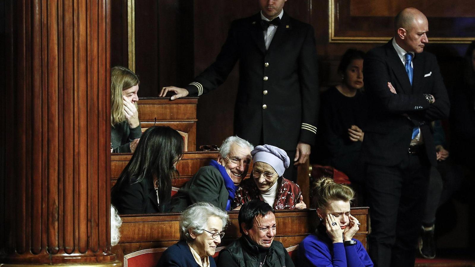 Itàlia aprova el testament vital tot i l'oposició de l'Església