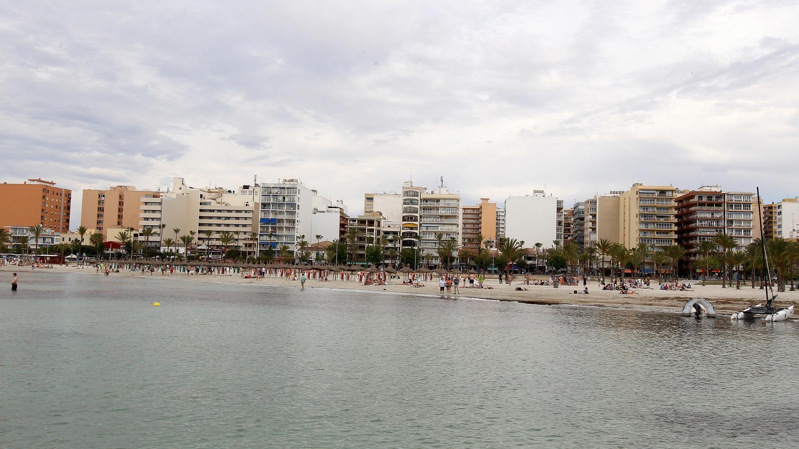 Imatge de la Platja de Palma