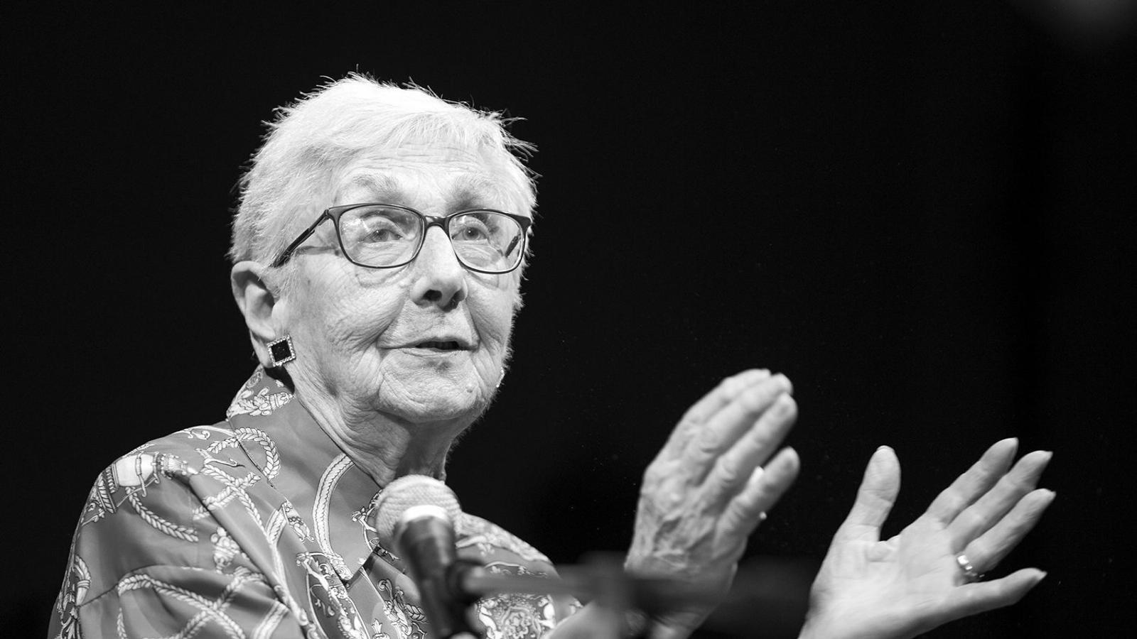 L'amor vist per dones de 80 anys, al Teatre Lliure