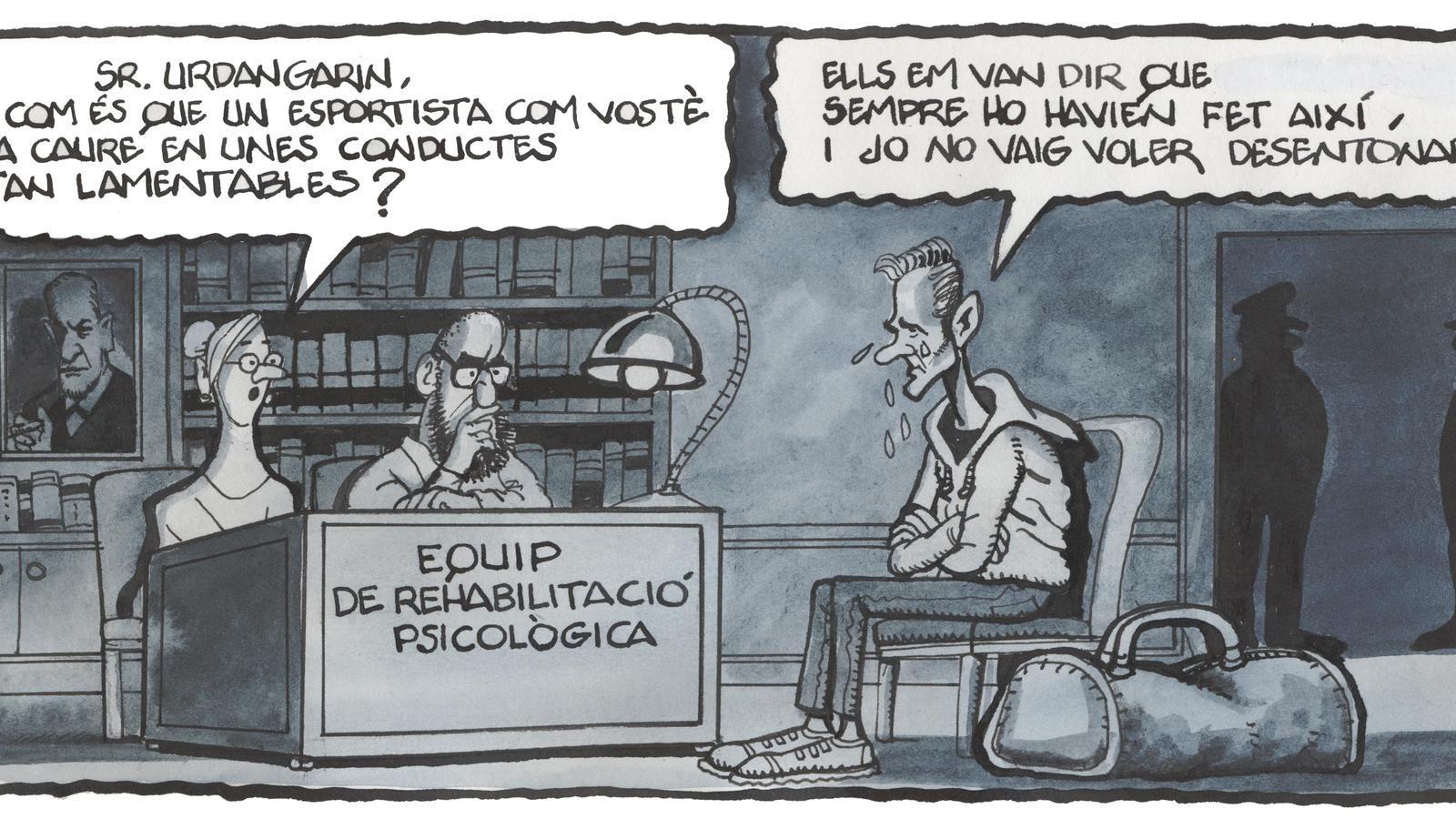 'A la contra', per Ferreres 14/01/2021