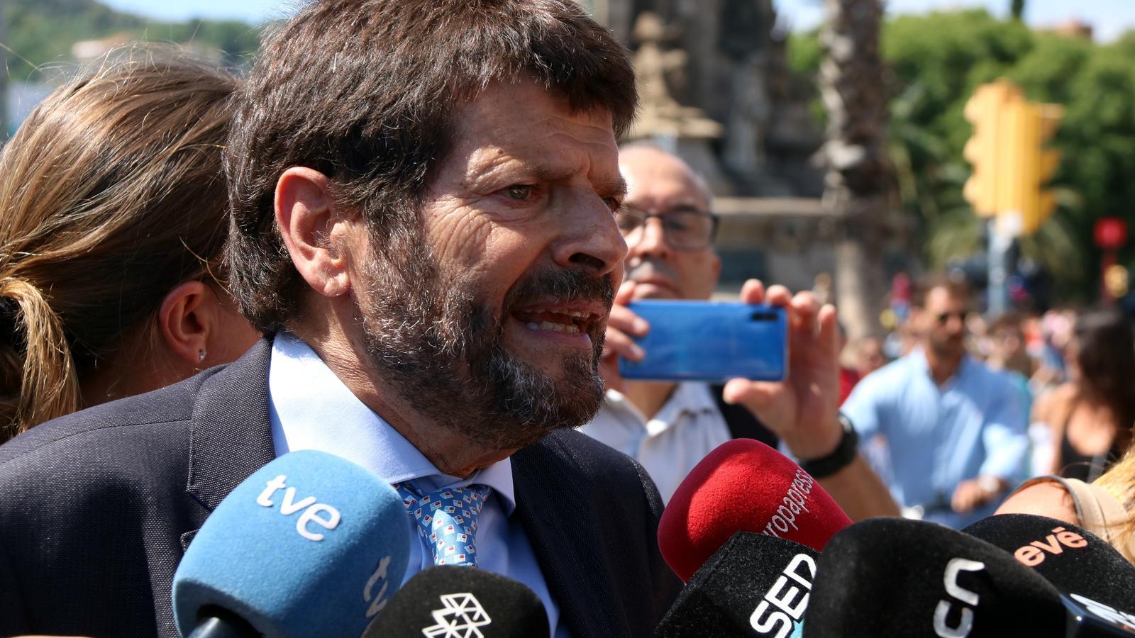 """L'Ajuntament de Barcelona admet que la ciutat pateix """"una crisi de seguretat"""" amb l'auge dels fets delictius"""