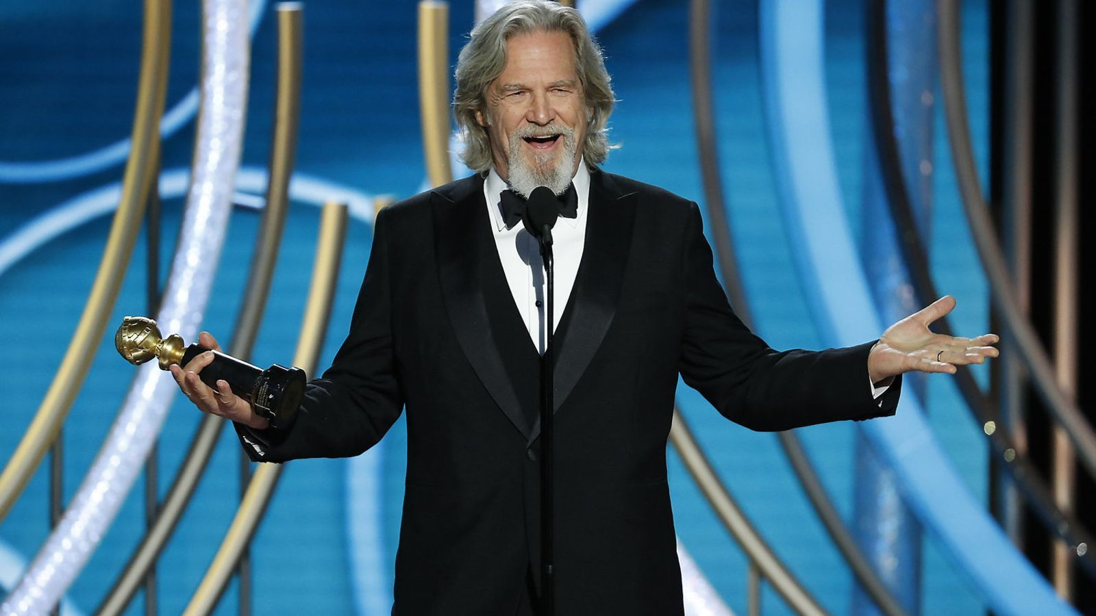 L'emoció de Jeff Bridges, l'emoció del cinema