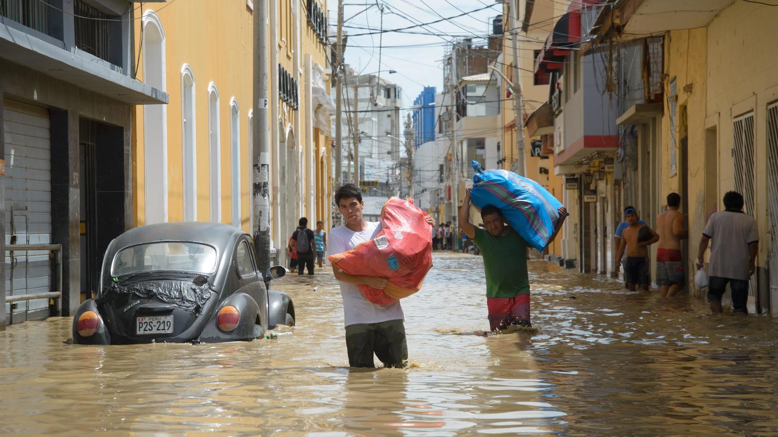 Un estrany Niño costaner ja ha provocat més de 90 morts al Perú