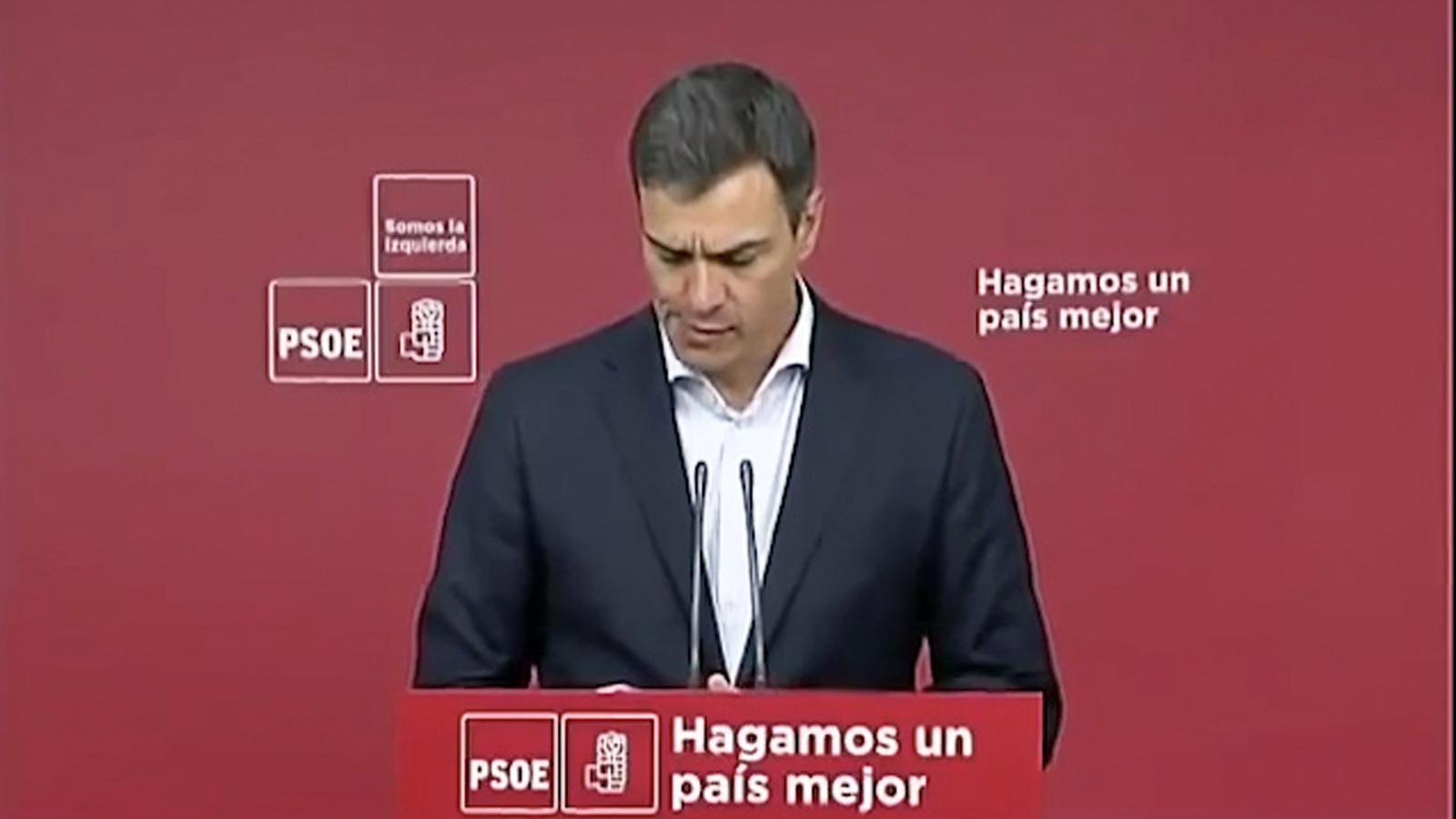 L'anàlisi d'Antoni Bassas: 'Pedro Sánchez i el ridícul polític'