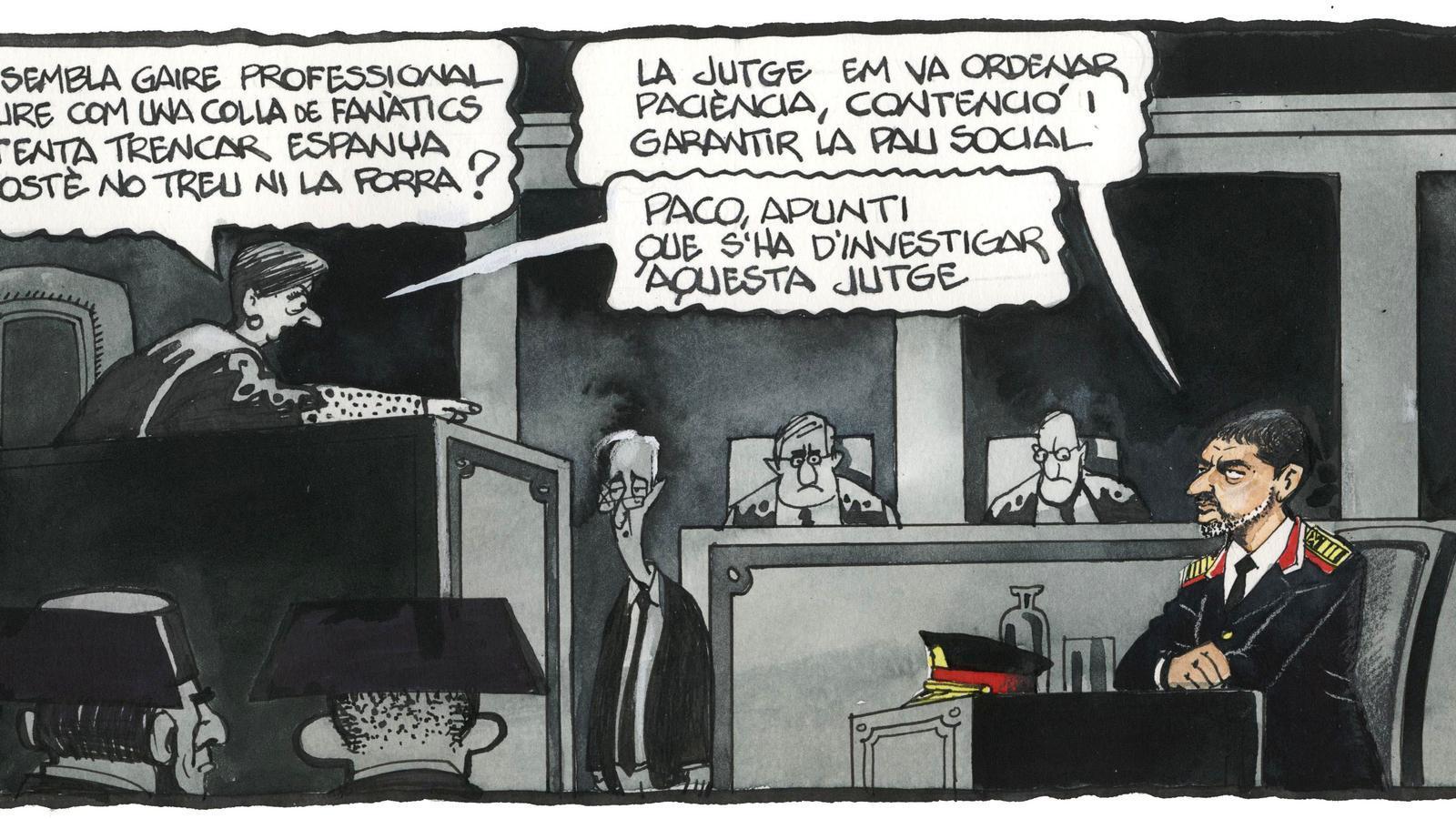 'A la contra', per Ferreres 21/01/2020