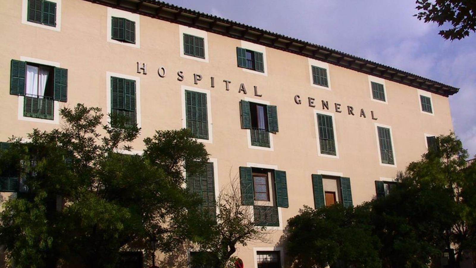 L'Hospital General de Palma