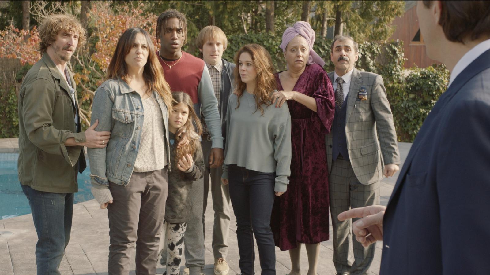 Adeu a la família  i a les sèries  de TV3