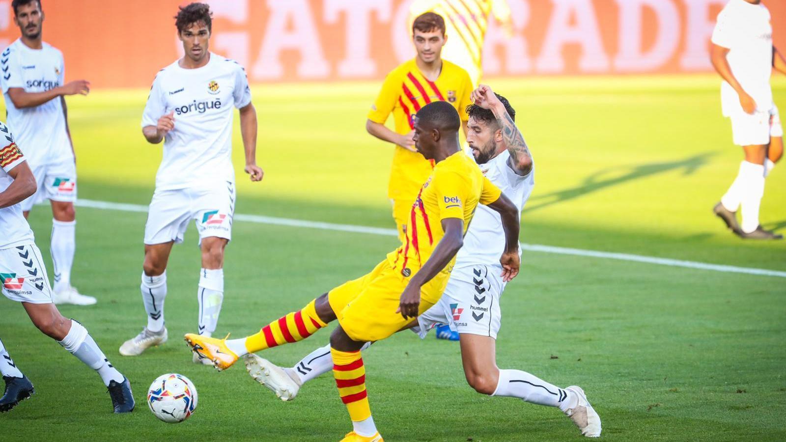 Estrena amb poca substància del Barça de Koeman (3-1)