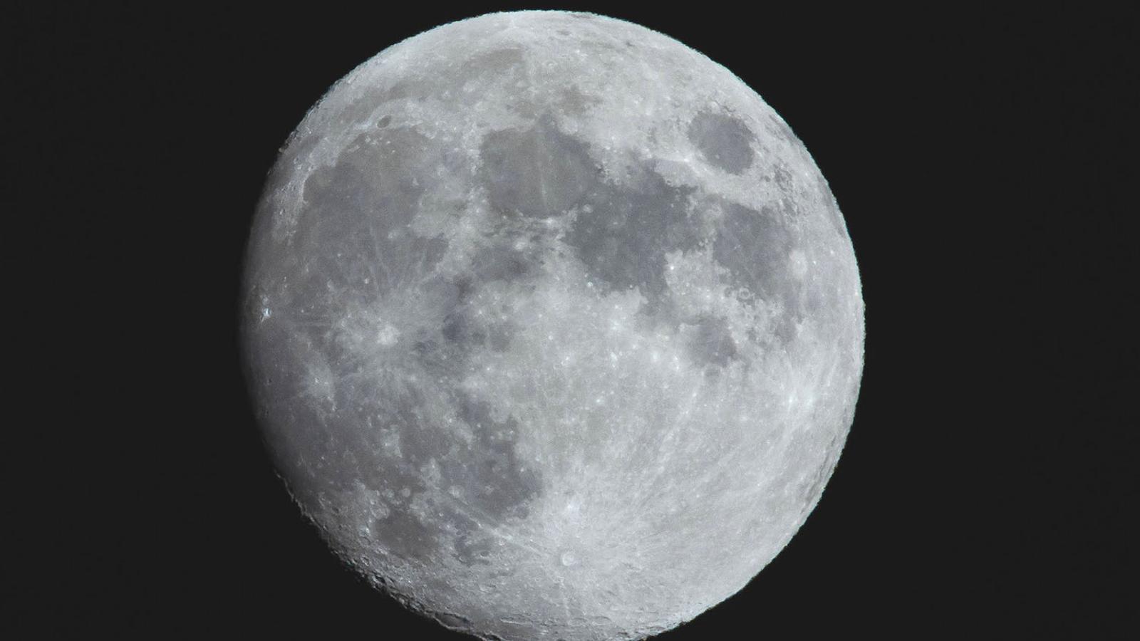 Aquest dimarts hi haurà un eclipsi parcial de Lluna
