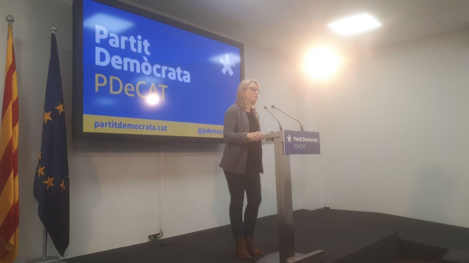 El PDECat reafirma que el seu candidat segueix sent Jordi Sànchez