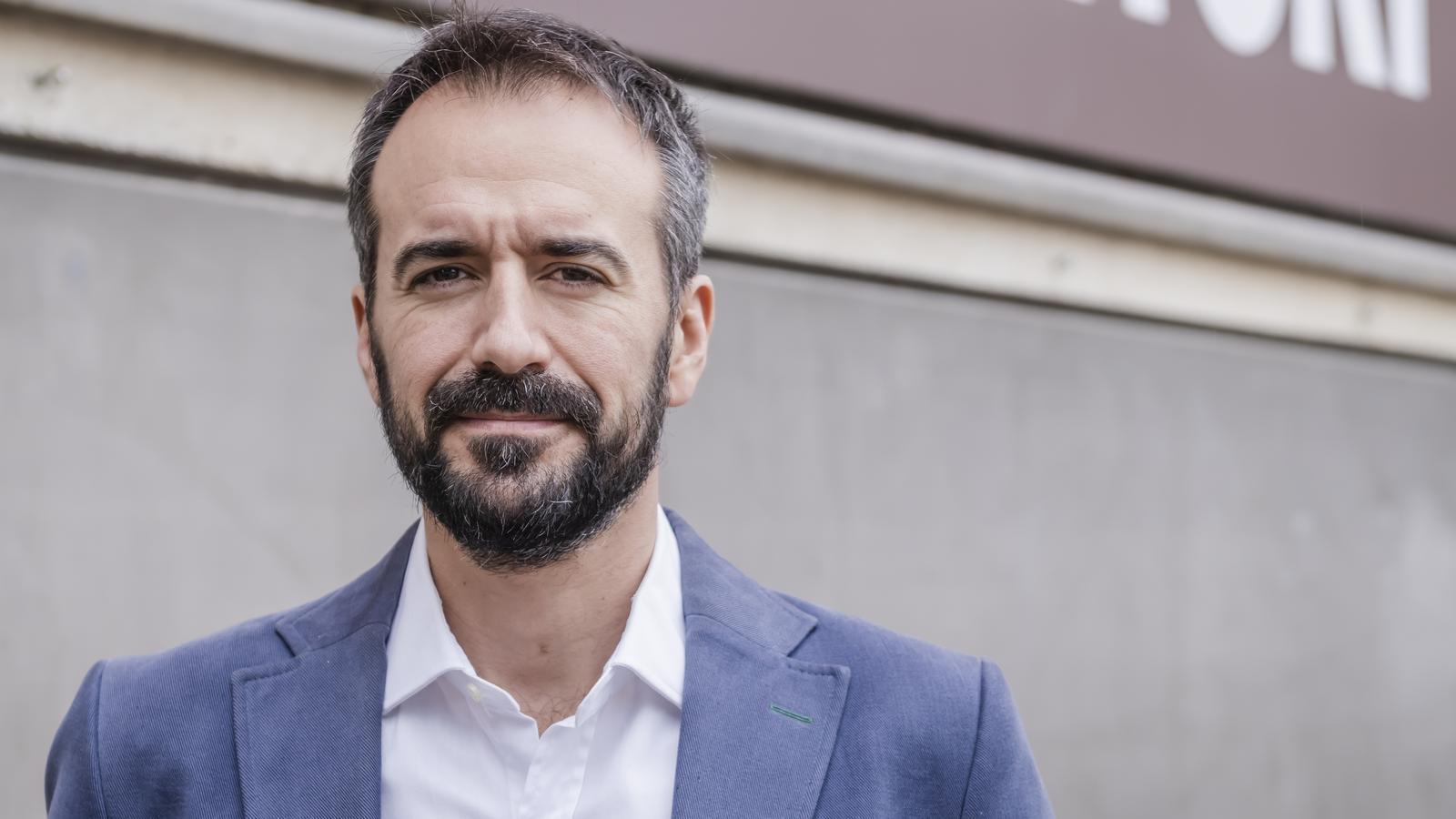Robert Brufau, director de L'Auditori de Barcelona.