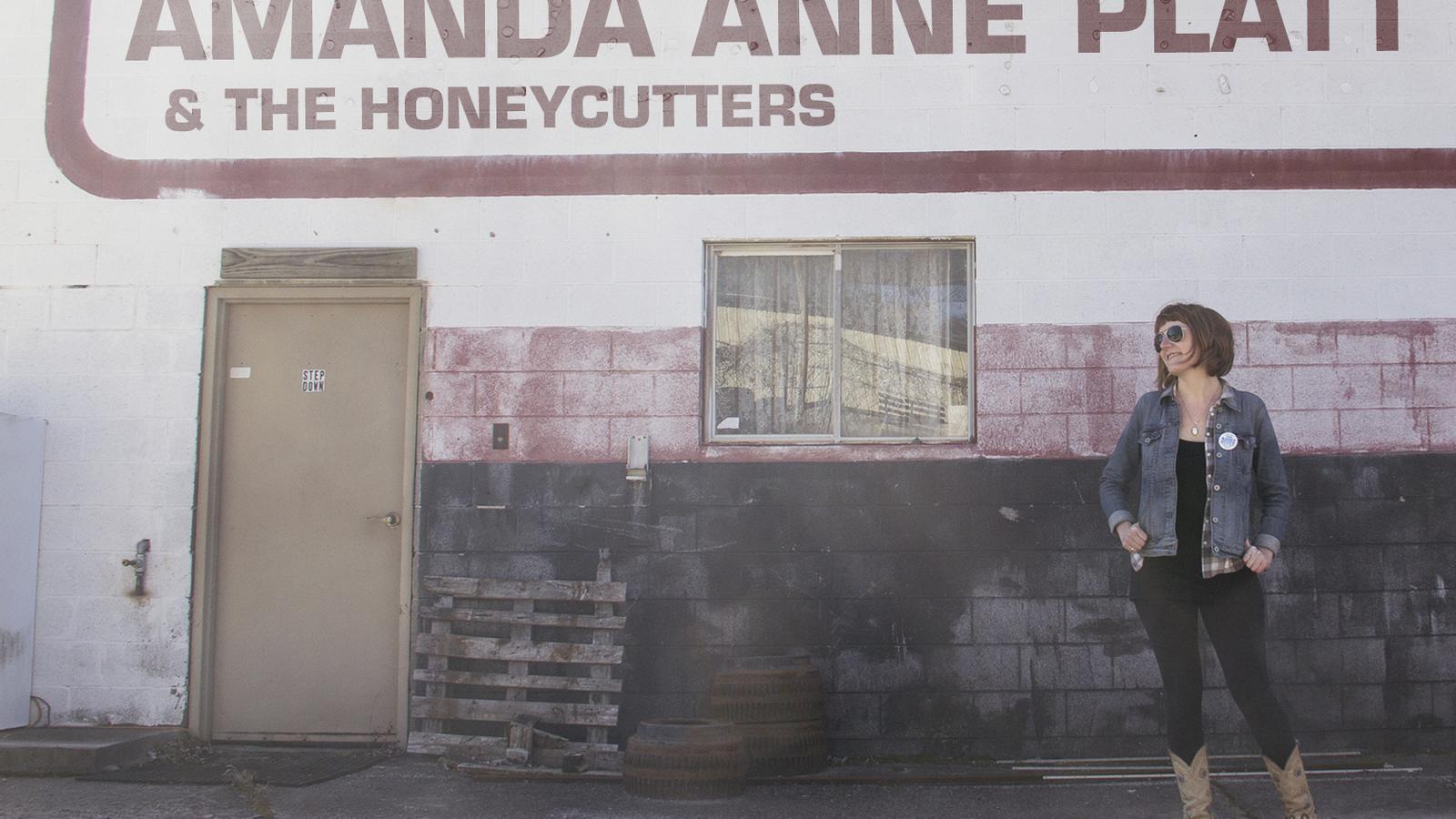 Amanda Anne Platt actuarà el divendres al Carnie-Fest