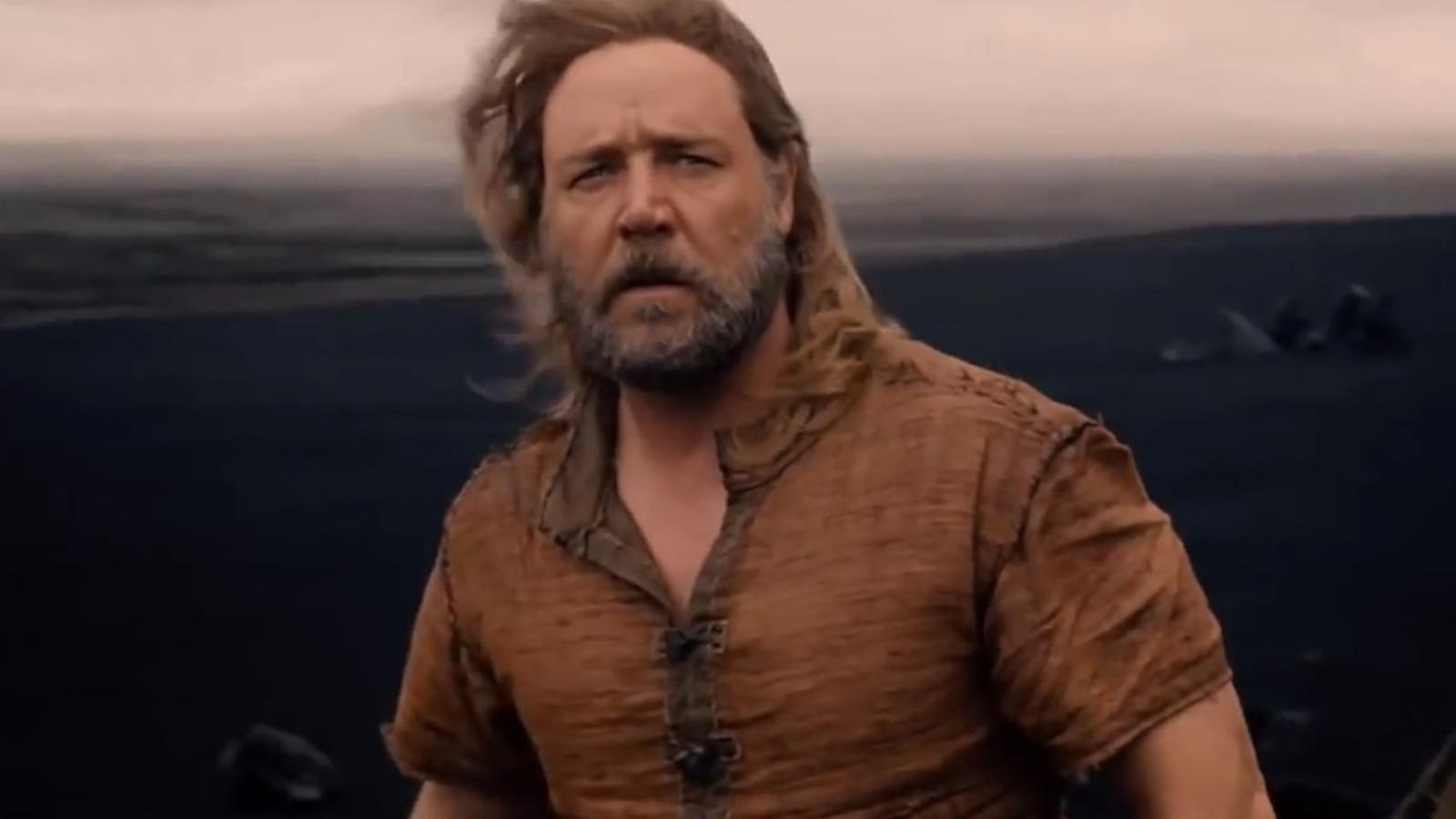 """El 'Noè' de Russell Crowe, """"ofensiu"""" i """"pecaminós"""""""