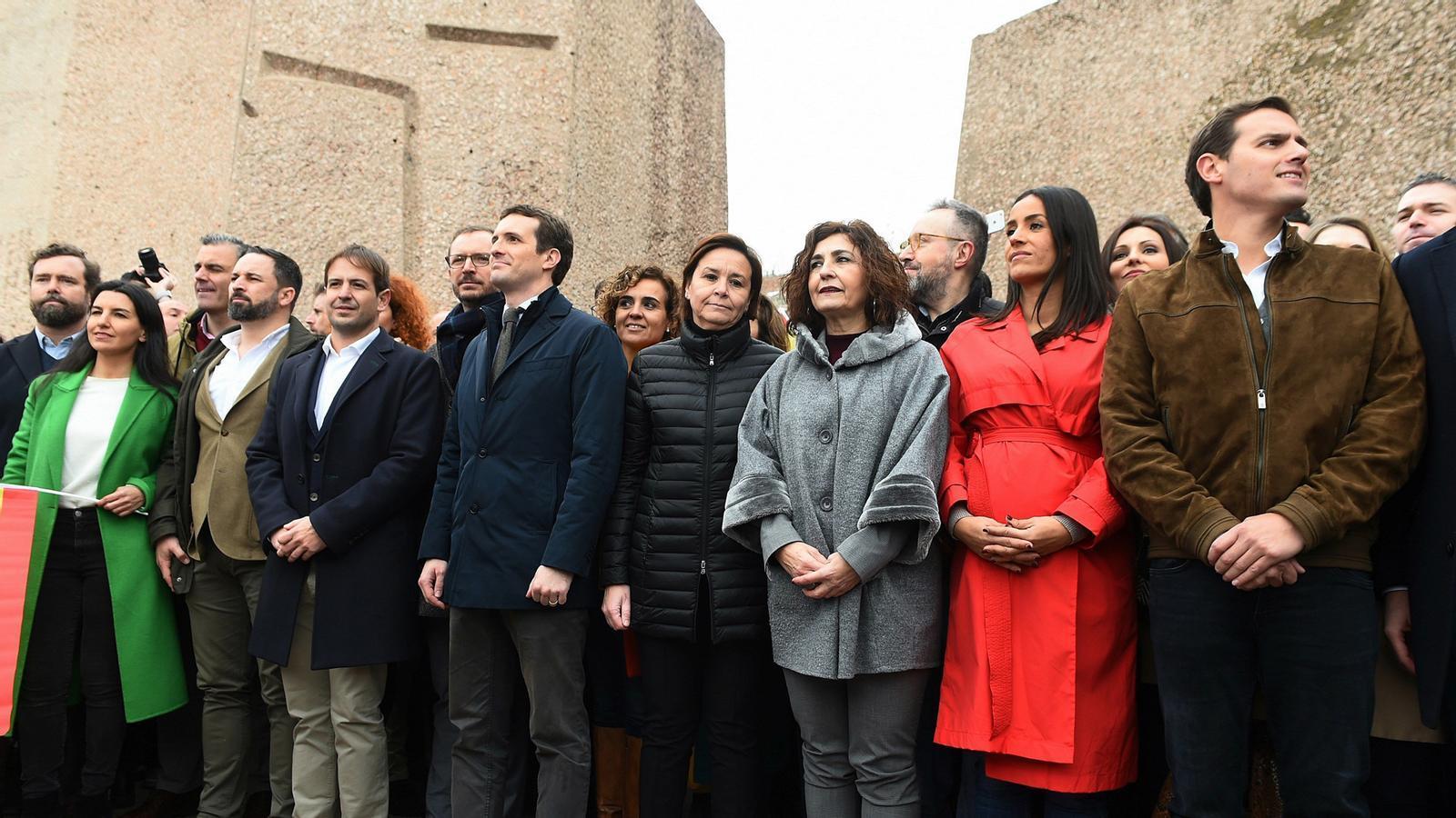 L'anàlisi d'Antoni Bassas: 'Manifestar-se quan tens l'adversari a la presó'