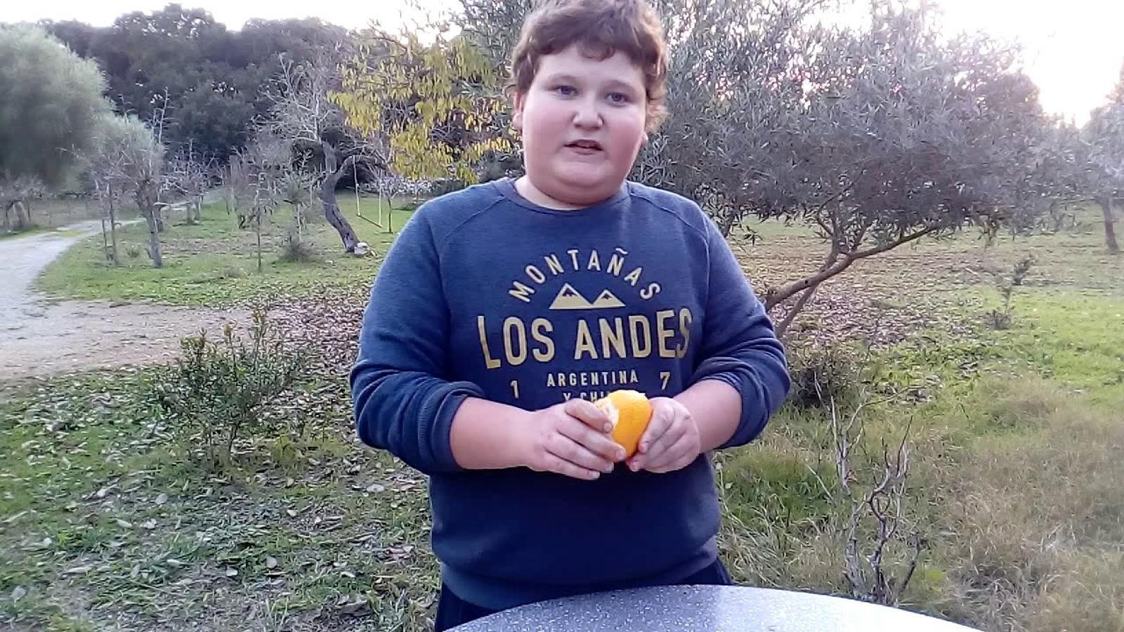 Miquel Montoro en un dels seus primer vídeos