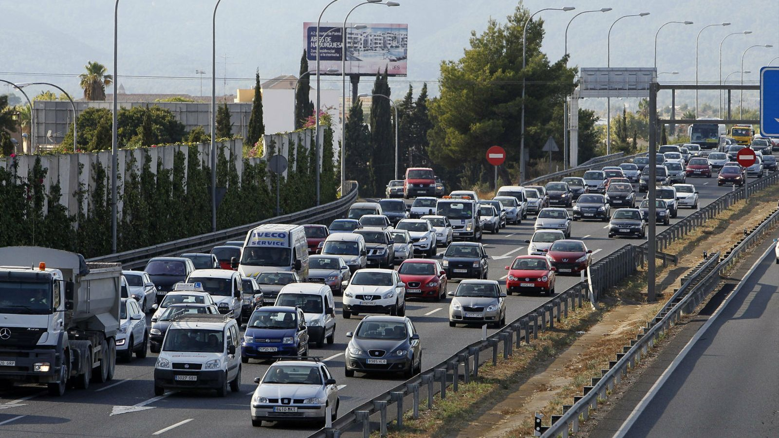 La prohibició de l'entrada de nous vehicles dièsel a les Balears a partir del 2025 dependrà de la legislació estatal